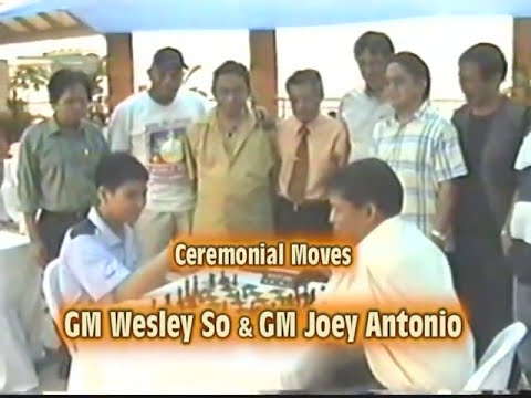 Gathering Of Knights & Kings 2007 - GM Wesley So Chess Champion