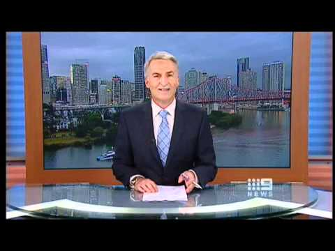 QTQ Nine News October 28, 2009