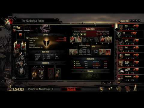 Darkest Dungeon Crusader Guide Full Release