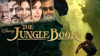 'THE JUNGLE BOOK' ft Priyanka Chopra, Irrfan Khan, Nana Patekar & Shefali Shah | Video Out Now