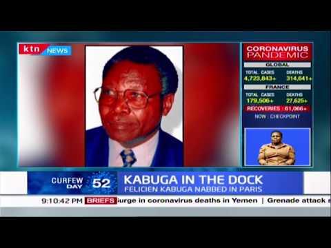 Rwandan genocide key suspect Felicien Kabuga set to face trial at international tribunal