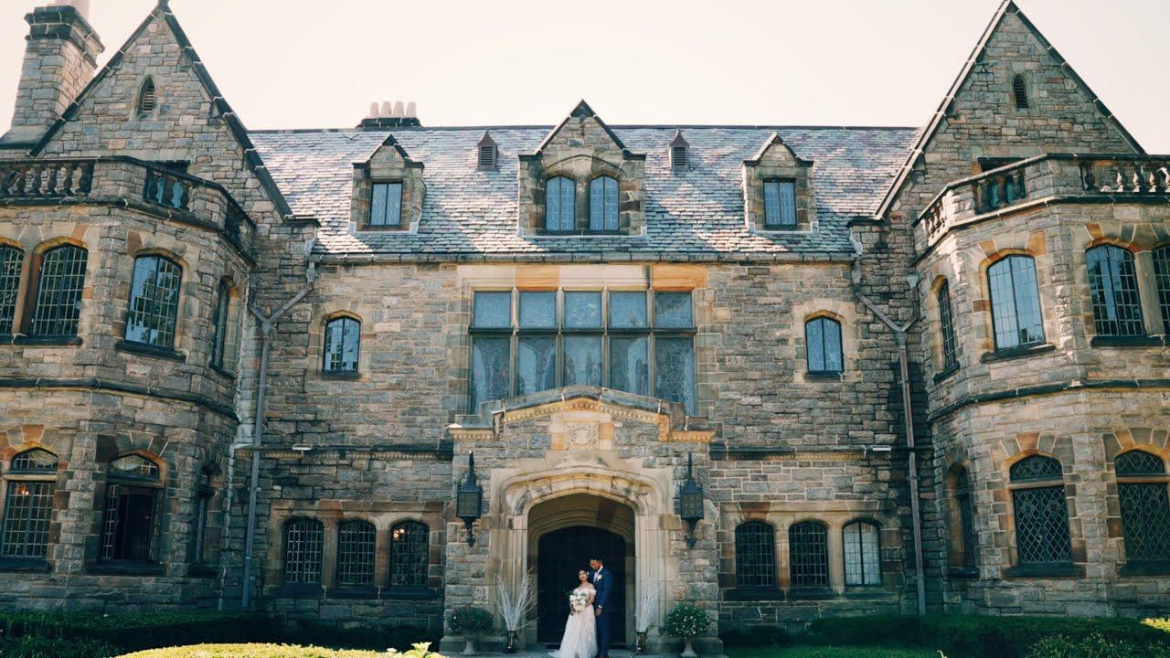 The Pasaoa's Mill Neck Manor Wedding