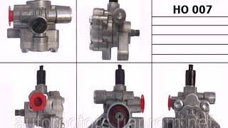 ремонт рулевой рейки honda crv своими руками