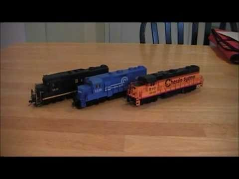 Model Railroad Toy Train Track Plans -Great Comparison – Life-Like vs. Bachmann vs. Kato