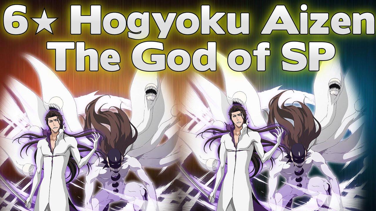 Bleach Brave Souls - 6★ Hogyoku Aizen Sousuke Showcase ...