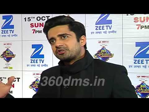 Zee Rishtey Awards 2017 | Avinash Sachdev Re-Calls CHHOTI BAHU's Some Special Moments