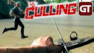 Thumbnail für The Culling - #1 - Daniel und Fritz in den Hunger Games - Gameplay - PC - German