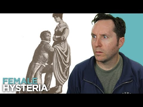 Victorian Doctors Had An Interesting Treatment For Female Hysteria | Random Thursday