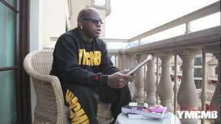 Birdman Introduces CMC (Cash Money Content) - YMCMB