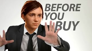 The Last of Us Part 2 - Before You Buy