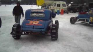Jaffrey Ice Racing Association 2009