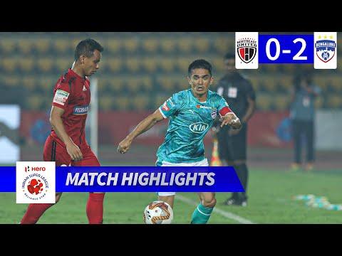 NorthEast United FC 0-2 Bengaluru FC - Match 40 Highlights | Hero ISL 2019-20