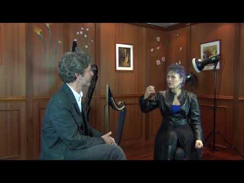 The DHC Harp (Part 1) Interview with CAMAC's Jakez Francois & Deborah Henson-Conant