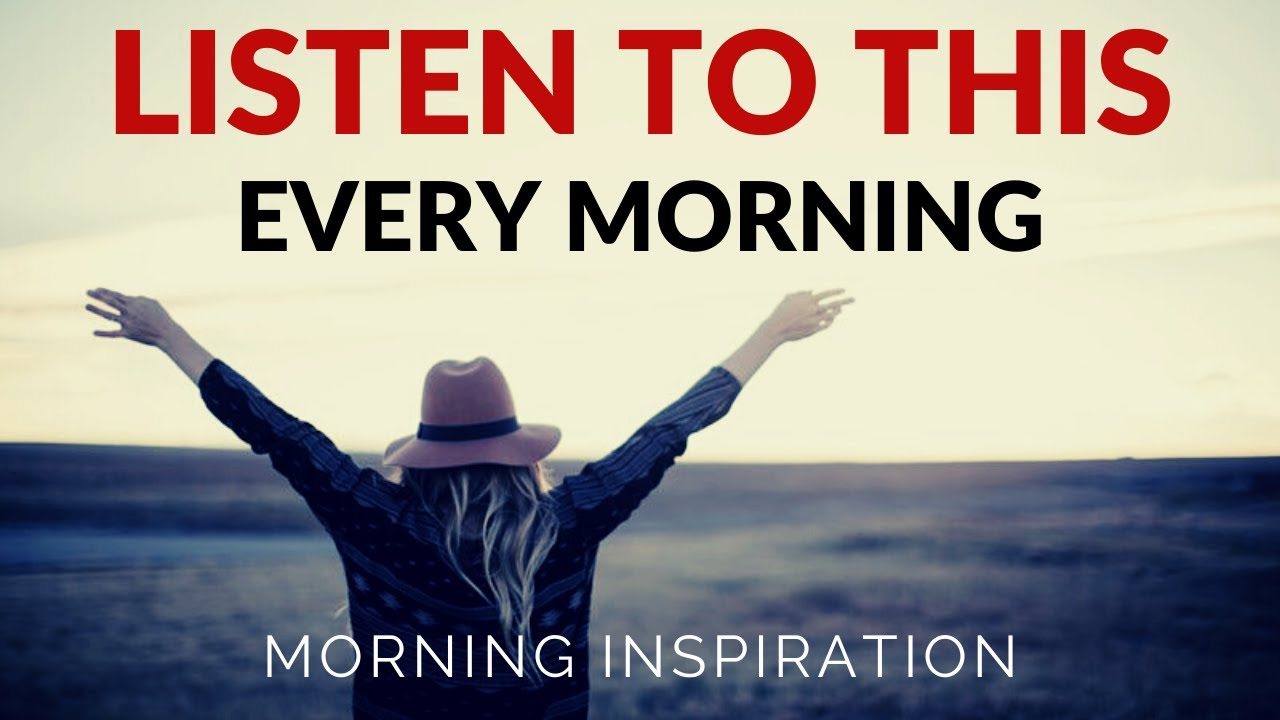 CONNECT WITH GOD EVERY MORNING | Wake Up And Thank God - Morning Inspiration to Motivate Your Day