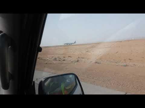 Saudi arab airport .///king khalit international airport