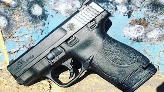 S&W M&P 9 SHIELD ( Carry Perfection )