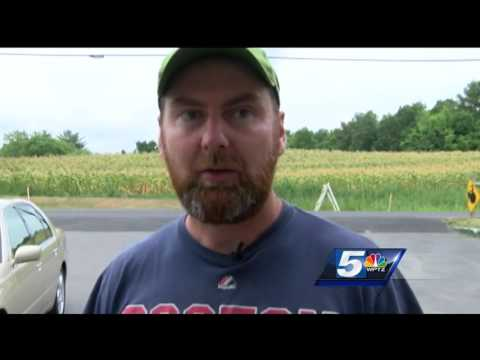 Drought hurts New Hampshire farmers