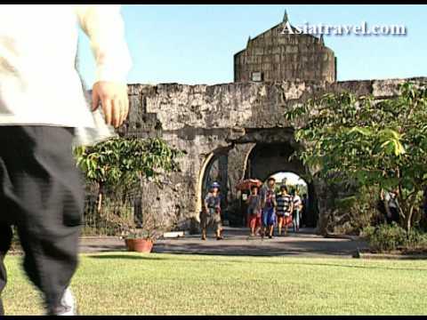 Fort Santiago Manila, Philippines By Asiatravel.com