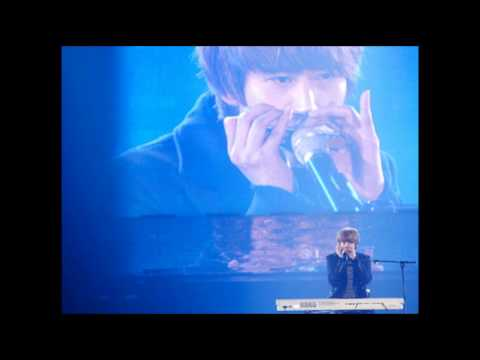 111120 SS4 Isn't she lovely - Kyuhyun [Clean Audio]