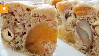 СУПЕР ПРОСТОЙ ПИРОГ! Рецепт без масла, сахара и яиц от Мармеладной Лисицы