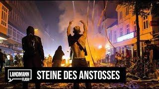 15.07.18   DER VALENTIN LANDMANN FLASH   STEINE DES ANSTOSSES