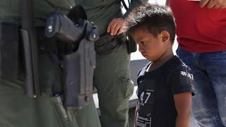 Companies profit from sheltering children separated from families