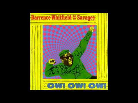 Barrence Whitfield & the Savages - The Blues is a Thief  1987