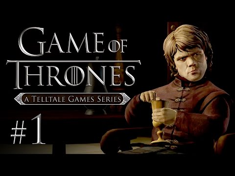 Game of Thrones Gameplay: Iron From Ice #1 - Let's Play Telltale Game German