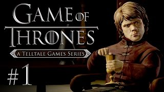 Game of Thrones Gameplay: Iron From Ice #1 - Let