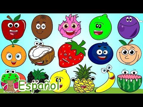 Los Colores De Las Frutas 3   Rima Infantil