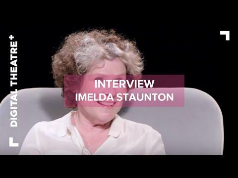 Imelda Staunton - Interview | Theatre Lives | Digital Theatre+