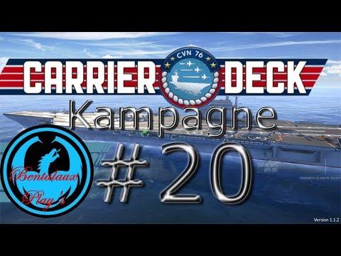 Total Crash - Carrier Deck #20 – Deutsch – North Pacific  1 – Gameplay, Let's Play #Carrier Deck