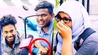 Ithukaagava Ipdi Ooduranga | Chennai Girls & Boys Hilarious Reaction