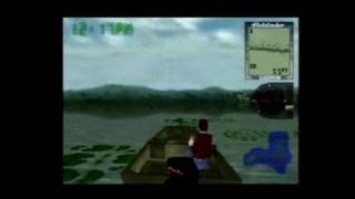 In-Fisherman Bass Hunter 64 Nintendo 64 Gameplay