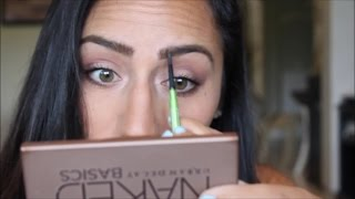 Easy Eyebrow Tutorial | Maybelline Define-A-Brow Pencil