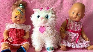 История про Машу и непослушные игрушки