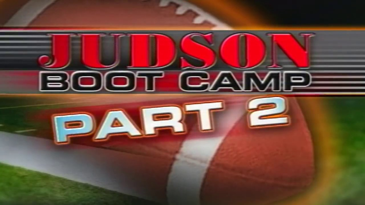 351a3ad0b431 Judson Rockets Football Boot Camp