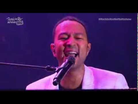 Rock In Rio 2015 John Legend (HD)