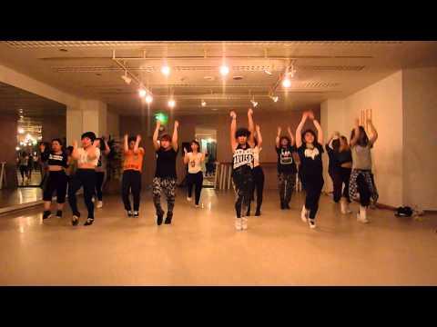 【REI】KIBU | GIRLS HIPHOP | Rihanna ft. Busta Phtmes & Reek Da Villain - Birthday Cake (Remix)
