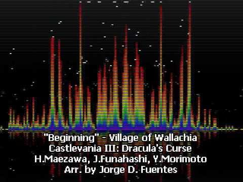 Beginning - Village of Wallachia - Castlevania III: Dracula's Curse