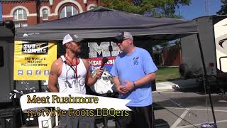 Meat Rushmore Roots BBQer 2018