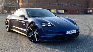 🔋 Porsche Taycan vs. Tesla - Konečně pořádný elektromobil? [4K]