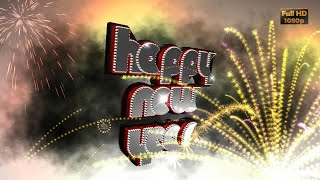 Happy New Year 2020 Wishes Whatsapp New Year Greetings Animation Message Ecard Download