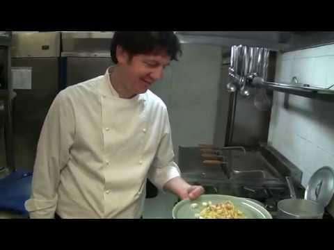 Tagliolini Bottarga e Limone dello Chef Fabio Di Felice