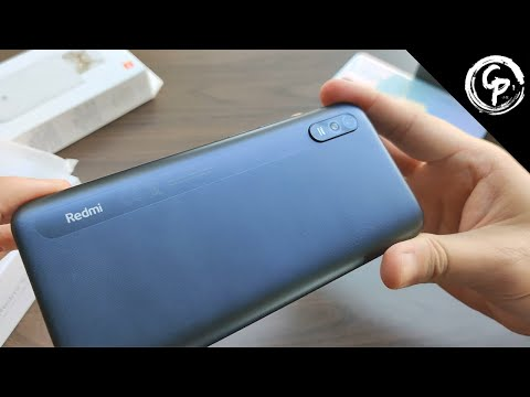 The Xiaomi Redmi 9A Unboxing & First Look