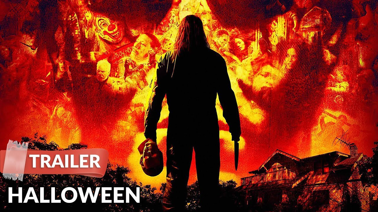 halloween 2007 trailer hd | rob zombie | malcolm mcdowell - youtube
