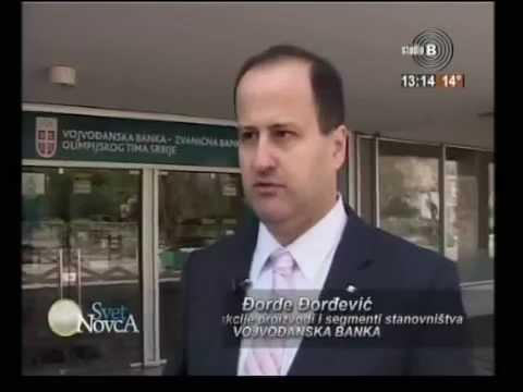 ĐORĐE ĐORĐEVIĆ, intervju za Svet novca