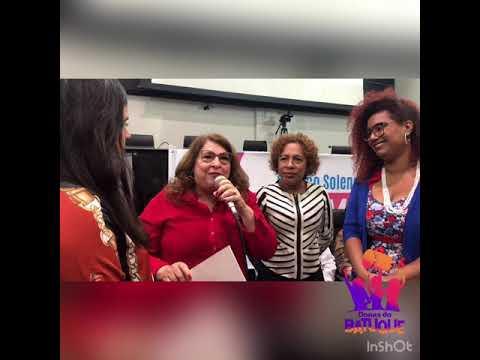 Homenagem Mulheres na Roda de Samba 2019 Belém do Pará