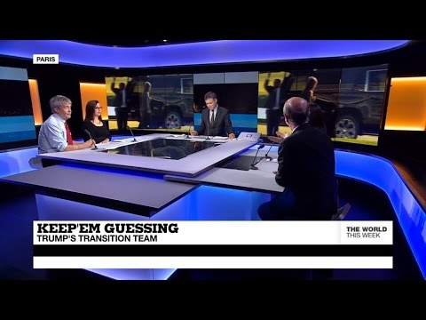 Trump keeps 'em guessing, Italian referendum, Austrian election, Castro's passing (part 2)