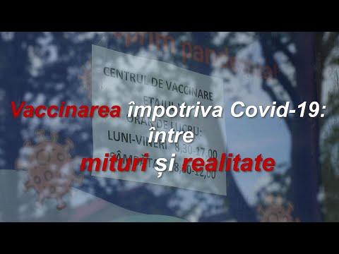 Vaccinarea împotriva Covid-19: